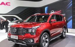 现已开启预售 广汽传祺GS7将6-7月上市