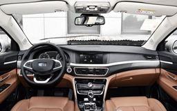售14.48-15.48萬 新款博瑞新增兩款車型