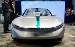 前途K20概念车亮相 整体造型更加前卫