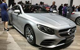 2018北京車展:新款奔馳S級Coupe首發