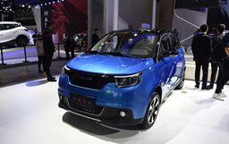 2018北京車展:電咖·EV10升級版亮相