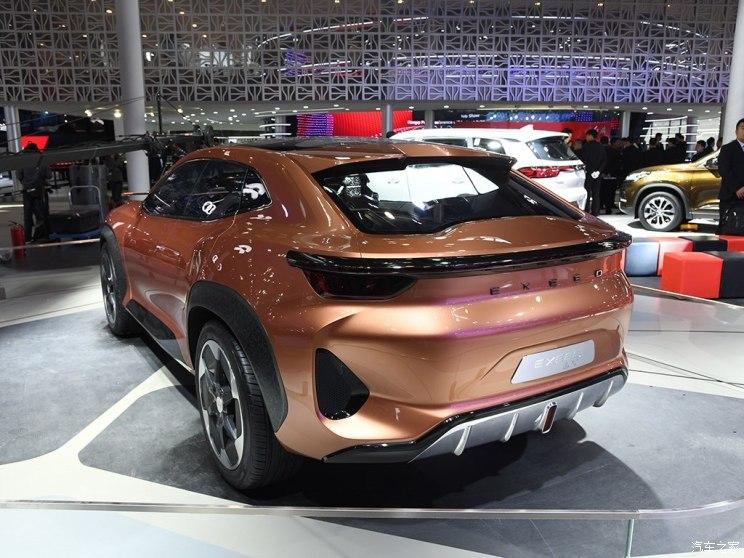 奇瑞汽車 奇瑞EXEED LX 2018款 基本型