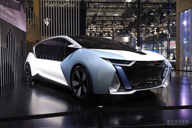 2018北京車展:長江概念車