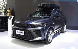 2018北京車展:SWM斯威G01運動版首發