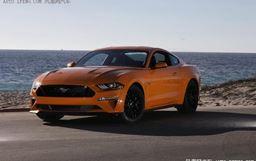 新款福特Mustang上市 售40.38-59.18萬