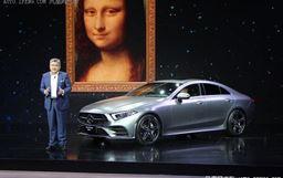 全新奔馳CLS上市 重新定義優雅轎跑