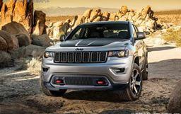 Jeep大切诺基推Trailhawk车型 或7月上市