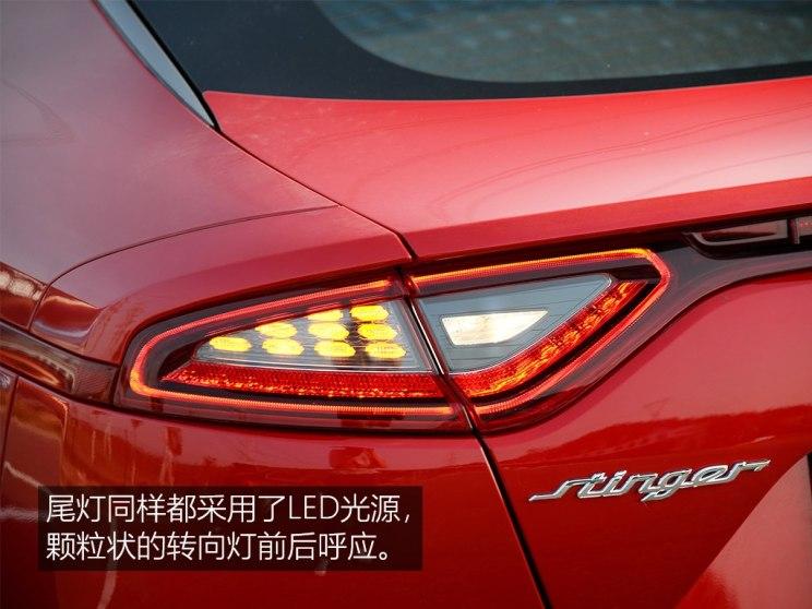 起亚(进口) 斯汀格 2018款 2.0T GT+
