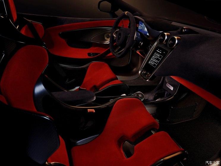 迈凯伦 迈凯伦600LT 2018款 3.8T Coupe