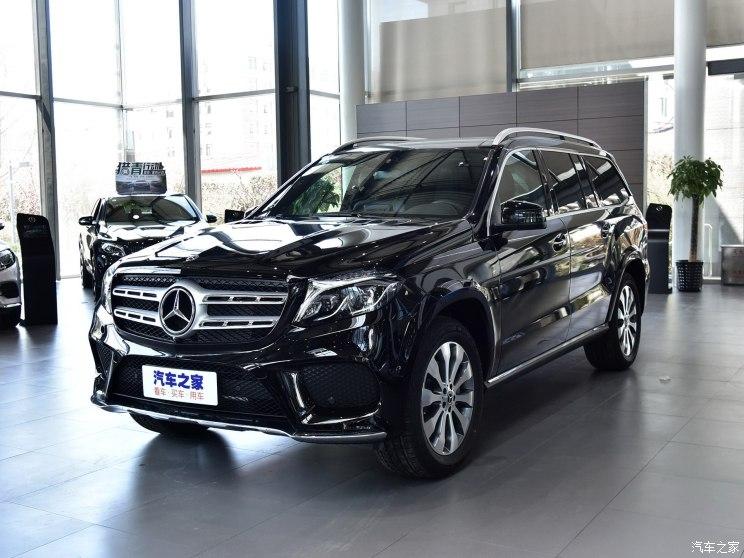 奔驰(进口) 奔驰GLS 2018款 改款 GLS 400 4MATIC动感型
