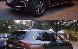 宝马全新X5实车图曝光 轴距加长42mm