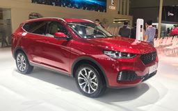 定位紧凑型SUV WEY VV6将于8月底上市
