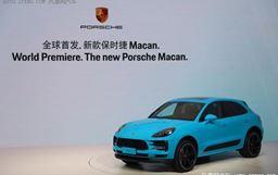 保时捷最畅销SUV改款 新款Macan全球首发