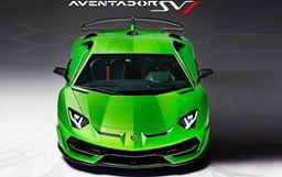 蘭博基尼Aventador SVJ官圖發布 將亮相圓石灘車展