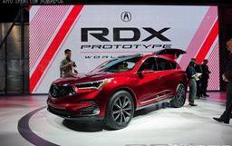 国产讴歌RDX将9月27日预售 搭2.0T+10AT