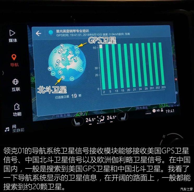 领克 领克01 2017款 2.0T 两驱耀Pro版