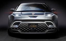 对标Model Y Fisker最新电动SUV预告图