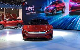 2019上海车展:比亚迪e-SEED GT发布