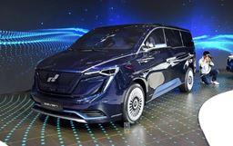 2019上海车展:新款艾康尼克7系首发