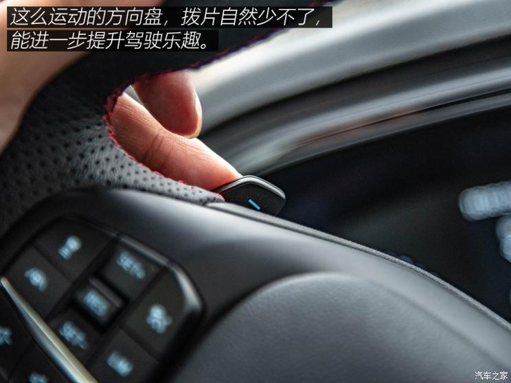 長安福特 福克斯 2019款 三廂 EcoBoost 180 自動ST Line