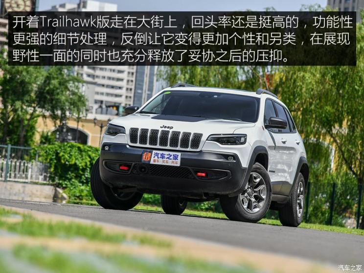 廣汽菲克Jeep 自由光 2019款 2.0T 四驅高性能旗艦版