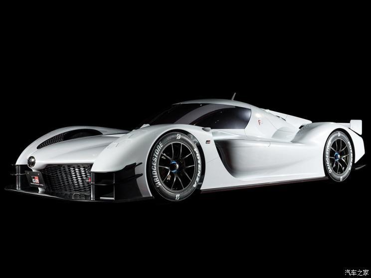 豐田(進口) GR Super Sport 2018款 Concept
