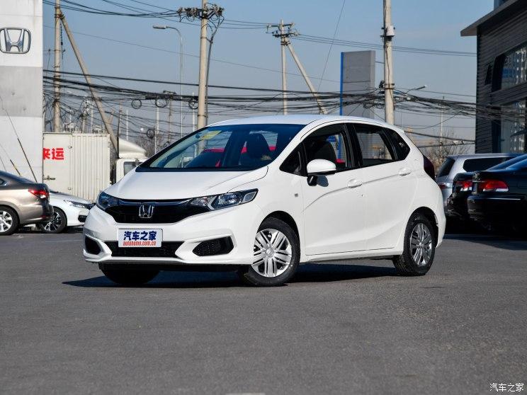 广汽本田 飞度 2018款 1.5L CVT舒适版