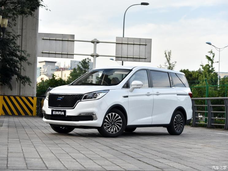 长安汽车 长安欧尚科尚 2019款 1.5T 自动领御型 国VI