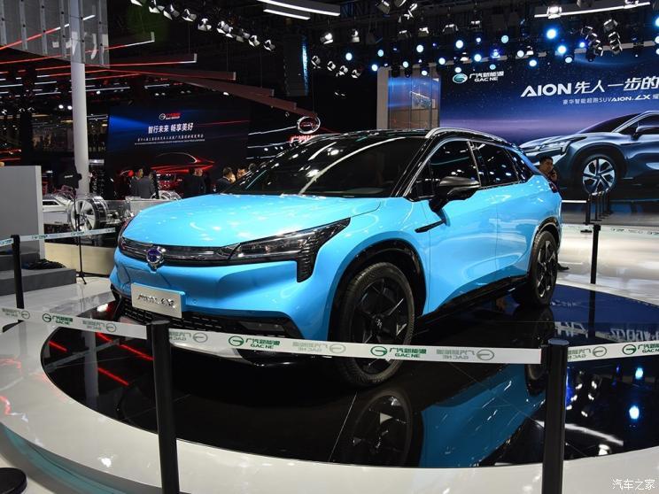 廣汽新能源 Aion LX 2019款 基本型