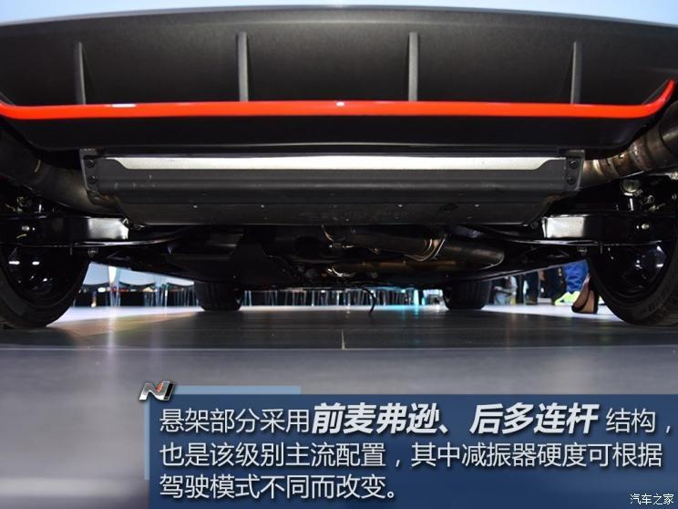 現代(進口) 現代i30(海外) 2018款 N