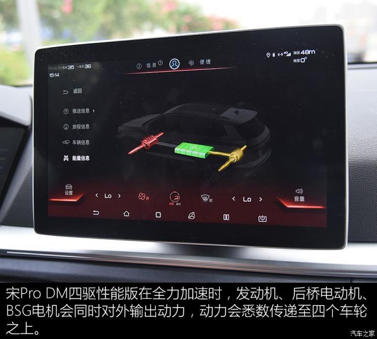 比亞迪 宋Pro新能源 2019款 DM 低配版