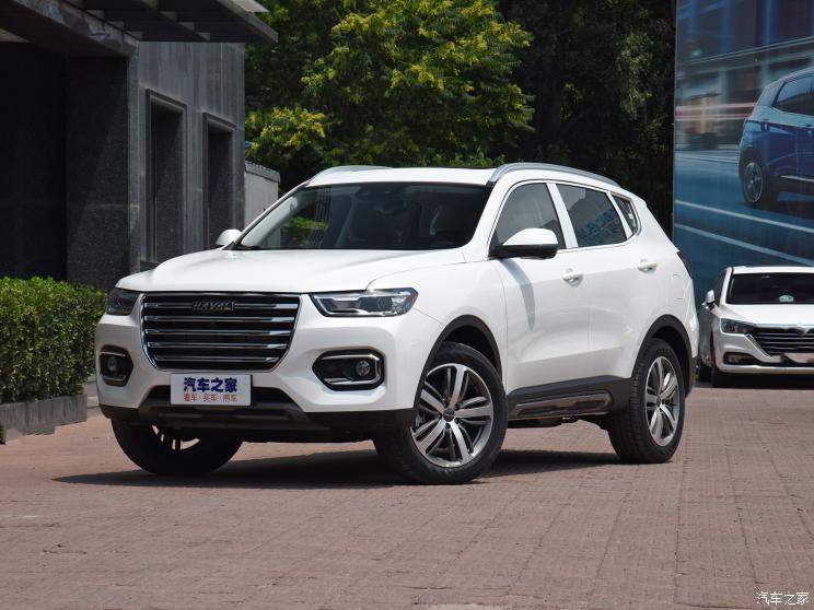 長城汽車 哈弗H6 2019款 1.5GDIT 自動豪華智聯版 國VI