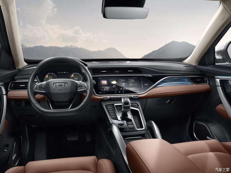 吉利汽車 博越 2020款 PRO 基本型