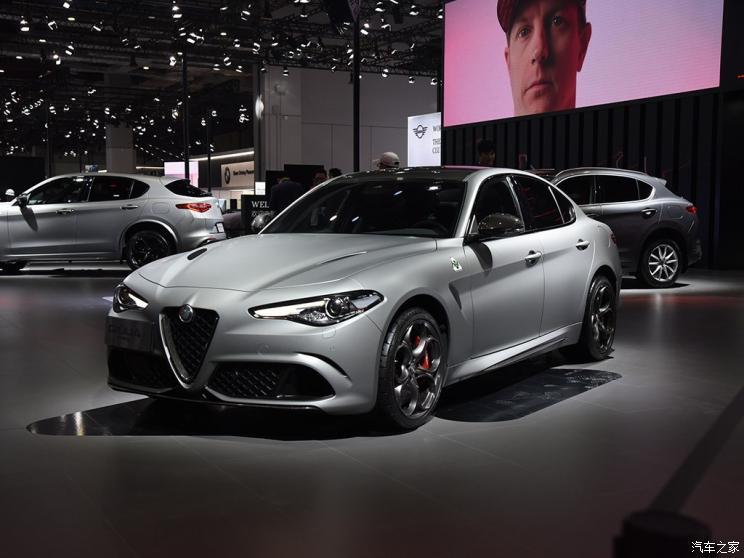 阿爾法·羅密歐 Giulia 2018款 NRing限量版
