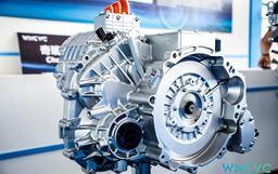 熱效率41% 奇瑞推新混動發動機/變速箱