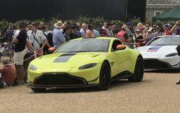 2019古德伍德:V8 Vantage特別版首發