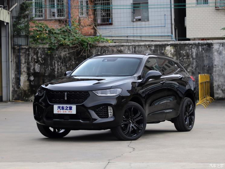 长城汽车 WEY VV5 2019款 升级款 2.0T 两驱旗舰型 国VI