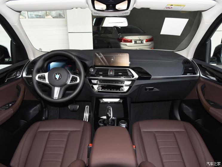 华晨宝马 宝马X3 2020款 xDrive25i M运动套装