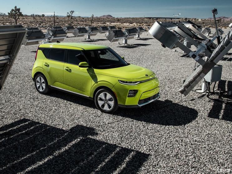 起亚(进口) Soul新能源 2019款 EV