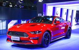 2019广州车展:Mustang特别版售39.06万