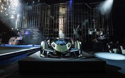 專為游戲設計 蘭博基尼全新概念車首發