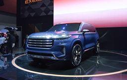 星途VX量產版車型或于2020年一季度上市