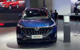 定位MPV車型 海馬7X 2020年二季度上市