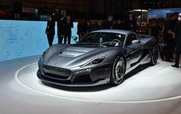 Rimac電動超跑量產車或日內瓦車展亮相