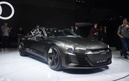 或2020年底亮相 奧迪e-tron GT量產版