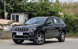 售52.99-71.49萬 新款Jeep大切諾基上市