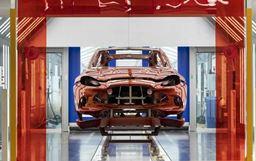 阿斯頓·馬丁DBX將于2020年二季度量產